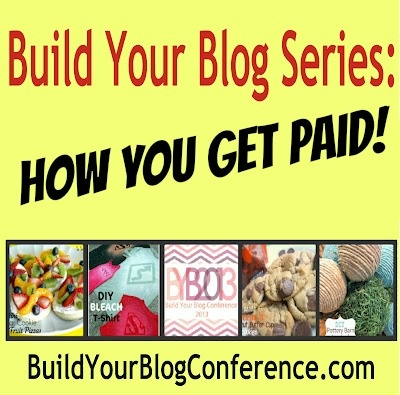 Build Your Blog Series: How You Get Paid from sixsistersstuff.com.  Check out our tips for how to earn an income from your blog! #blog #tips