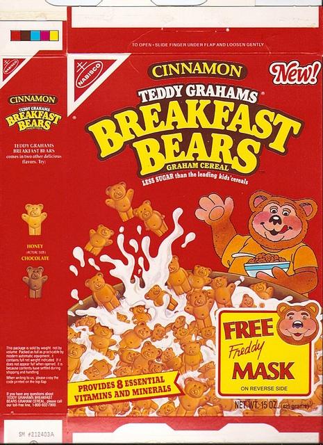 Breakfast Bears!