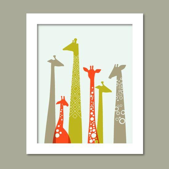 giraffe-love $25