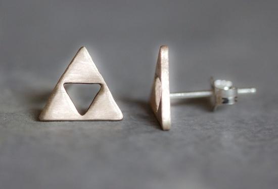 Kylee Earrings, Upper Metal Class