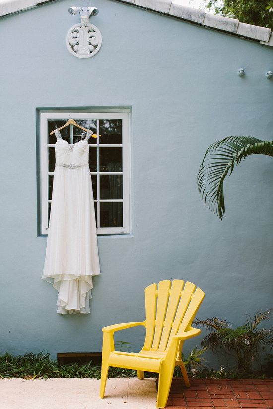 Destination Miami Wedding at Water's Edge from Zac Wolf Photography  Read more - www.stylemepretty...