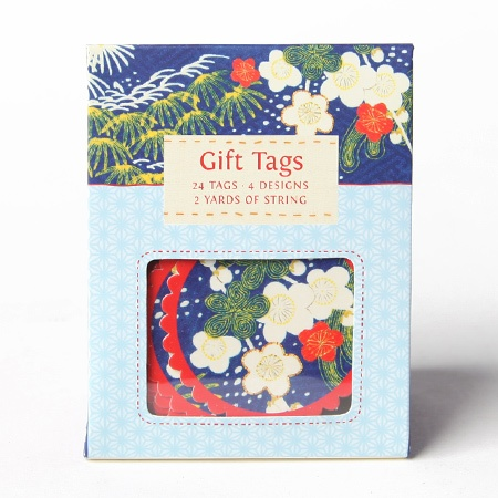 pretty gift tags