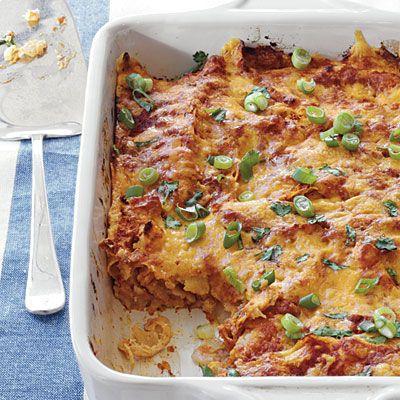 Chicken Enchiladas < Gluten-Free Dinners - Cooking Light