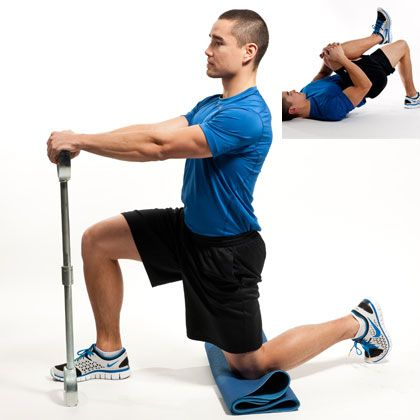In a workout rut? You might be doing exercises that aren't effective or even put you at risk for injury. Try these instead: www.shape.com/...