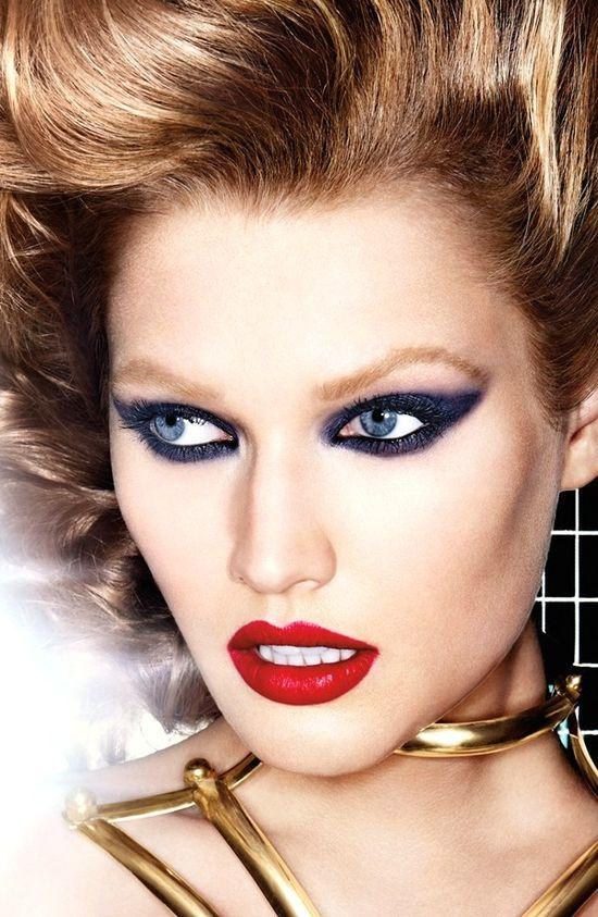 Femme fatale makeup by Nars