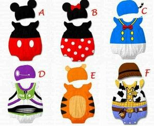 Romper Disney Baby Outfits
