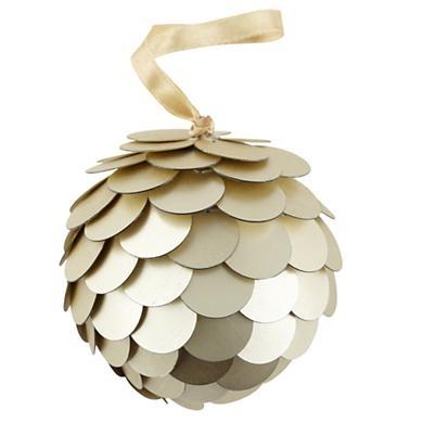 Sequin Tree Ornaments