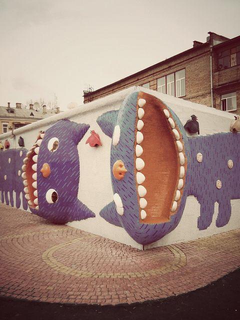 ???? madness, Kiev