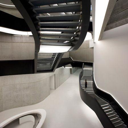 MAXXI_National Museum of the XXI Century Arts by Zaha Hadid