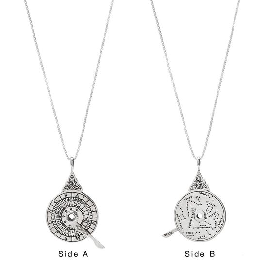 DO WANT.  STARDIAL NECKLACE