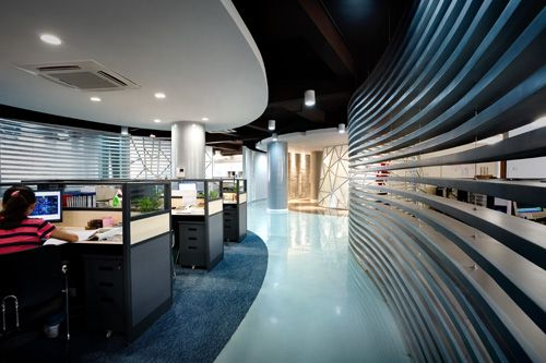 asia office design
