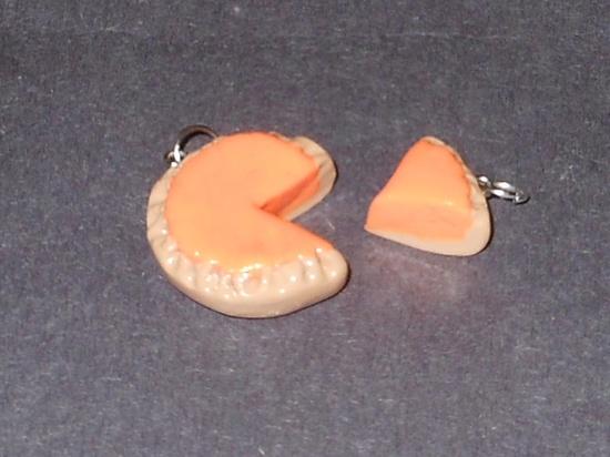 handmade clay charms