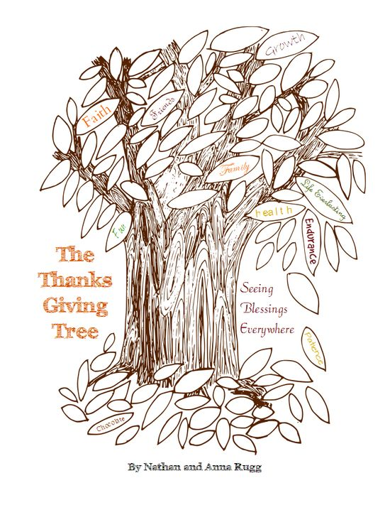 The Do-It-Yourself Mom: The Thanks Giving Tree: Seeing Blessings Everywhere (Free Ebook and Thanksgiving Printables)