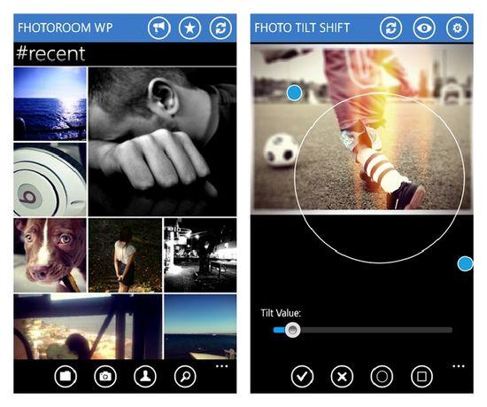 Best photo apps for Windows Phones