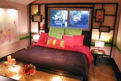Bedroom decorating colors ideas,