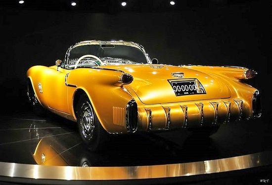 1954 F88 Oldsmobile