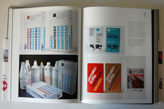 Total Design and its pioneering role in graphic design. An insider's view by Ben Bos