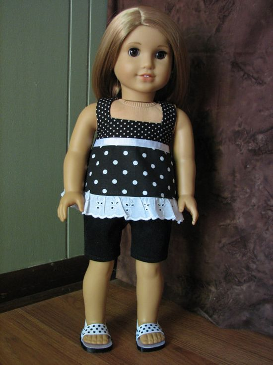 American Girl Doll Clothes / 18 Doll outfit  by MadiGraceDesigns, $19.95