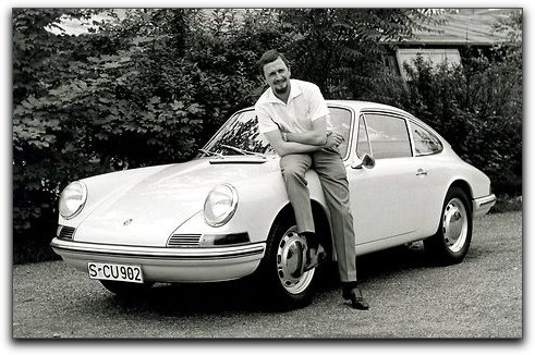 Ferdinand A. Porsche, Designer of 911, Leaves a Legacy Beyond Sports Cars