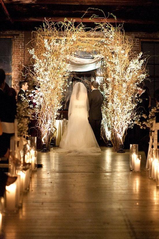 Night wedding by Frey