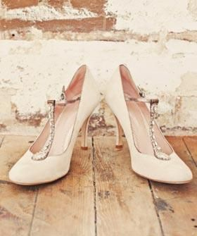 Cute vintage shoes (photo by Joanna Brown)