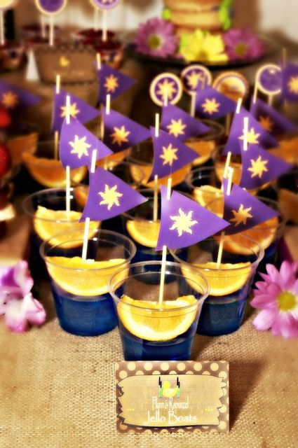 """Photo 1 of 44: Rapunzel Disney's Tangled Inspired / Birthday """"Tangled Up In Fun!"""""""