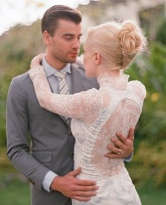 Love Lace? Get a Sneak Peek of the Most Romantic Looks for 2013!