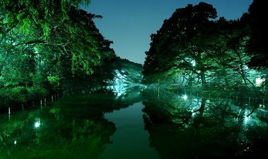 lake night {long exposure}
