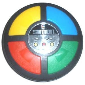 Simon - 80s Toys and Games, Electronic
