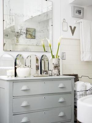 bathroom bliss.