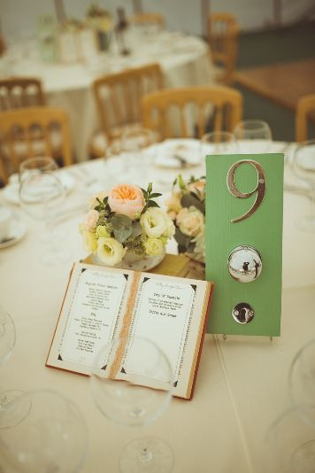 Hand made wedding table centre,  Rustic wedding details.