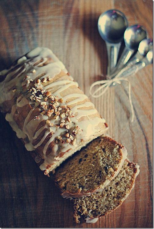 Orange-Pecan Sweet Bread Gone Skinny #Sweets #Baking #Healthy #DIY #Recipes #Cooking