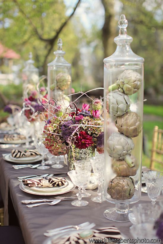 Wedding Reception Decor.  by Whimsical Gatherings