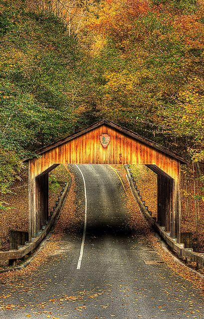 Sleeping Bear Covered Bridge