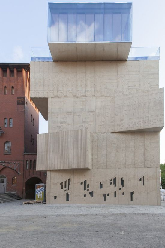 Tchoban Foundation  Museum for Architectural Drawing / SPEECH Tchoban  Kuznetsov