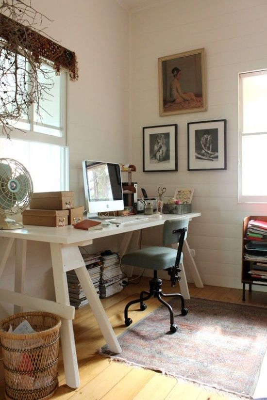 Workspace#decoracao de casas #interior ideas #architecture interior design