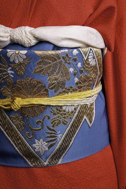 Obi (sash for kimono)