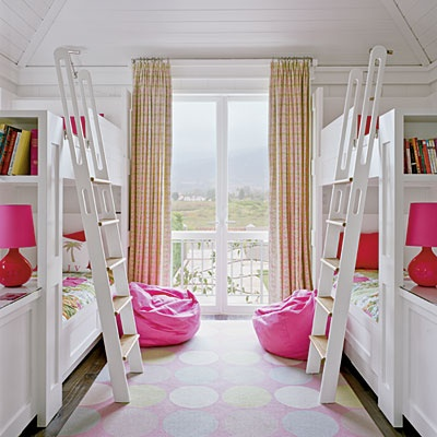Kids Shared Bedrooms