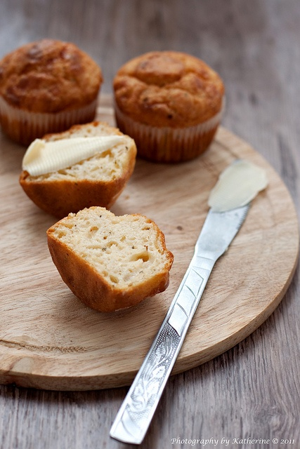 Perfect with sweet or savoury spreads: Cheese Muffins. #food #cooking #baking #dessert #cheese #muffins #tea #snacks #breakfast #brunch #snack