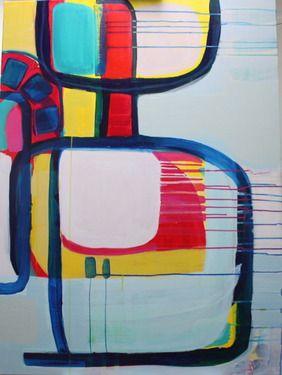 Saatchi Online Artist Staci Cross; Painting, Gypsy in my Soul #art
