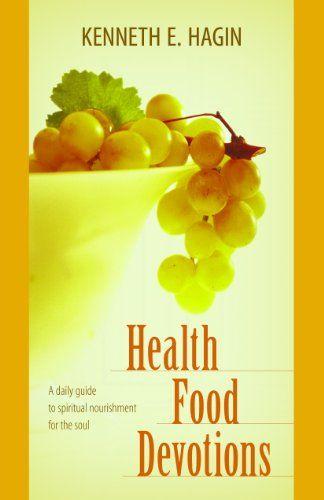 #Book - Health Food Devotions - List Price: $15.95 Buy New: $9.59