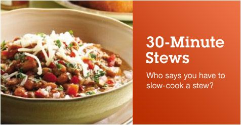 30-Minute Stews Collection