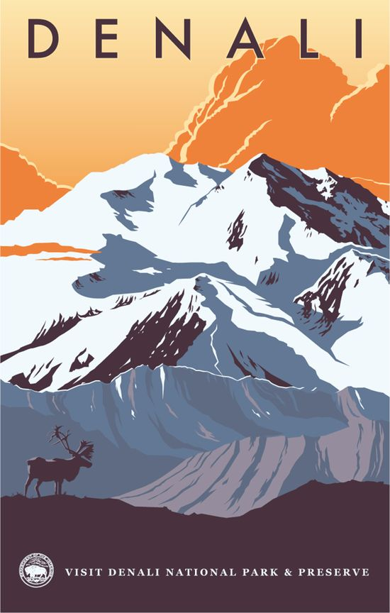 Travel Posters / Evan Marks