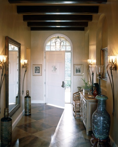 Entry Photos Large Entryway Design, Pictures, Remodel, Decor and Ideas - page 2