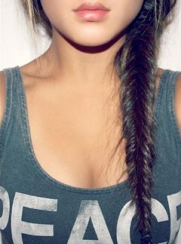 skinny braid