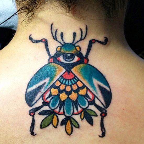 cyclops beetle #tattoos