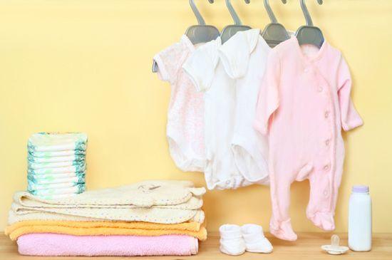 Top 20 baby necessities for new moms