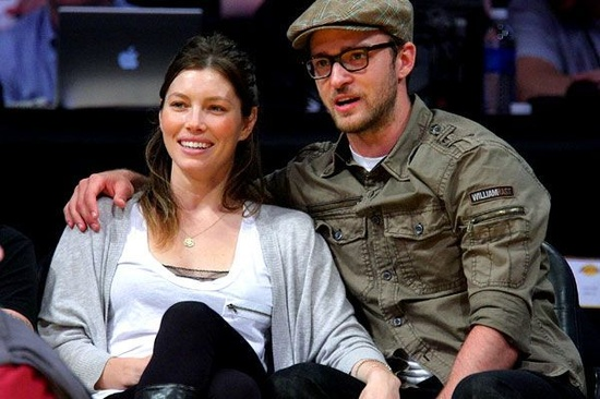 Justin Timberlake & Jessica Biel - Hollywood's Hottest Celebrity Couples