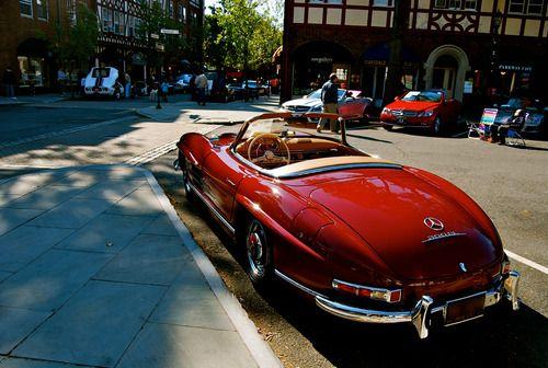 wow! Mercedes