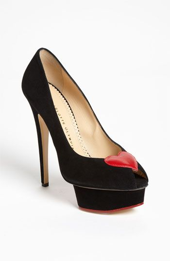 Charlotte Olympia 'Delphine' Pump available at #Nordstrom